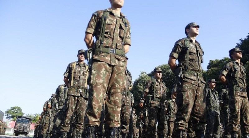 exercito militar