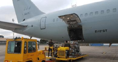avião venezuela