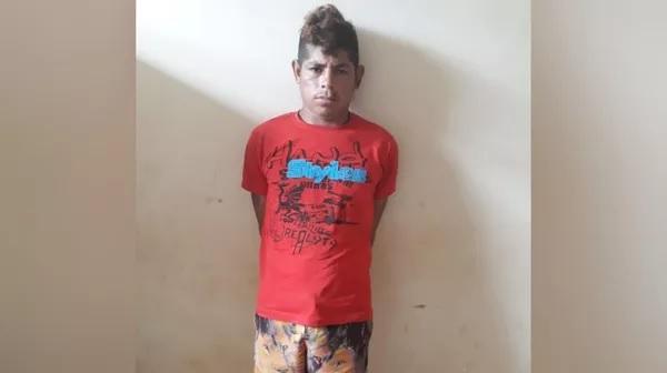 Joezio Souza de Souza foi preso em flagrante por duplo feminicídio — Foto: Polícia Civil/Divulgação