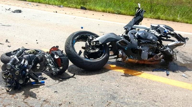 Empresário e advogado morrem em acidente na BR-163 no MT