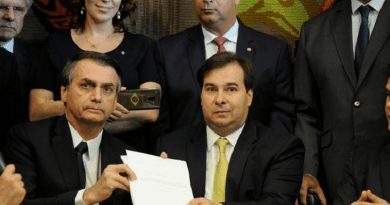 bolsonaro pacto
