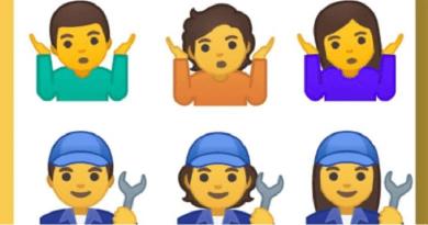 Google adiciona emojis de gênero não-binário ao Android Q