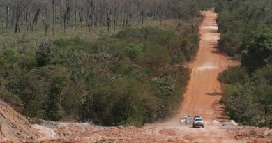 BRAZIL-ENVIRONMENT-AMAZON-FOREST