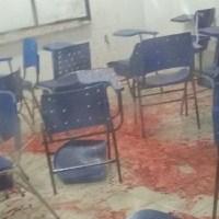 No Pará Aluno esfaqueia professor em escola de Ensino Fundamental