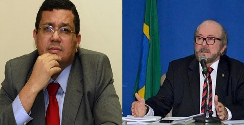 Raimundo Moisés Flexa, titular da 2ª Vara do Tribunal do Juri (Foto:reprodução)