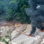 Campeão de desmatamento, PA retira apoio da PM em ações do Ibama
