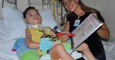 crianças hospital