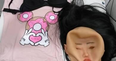 Máscara, peruca e roupa usados em tentativa de fuga de traficante no Rio - Reuters