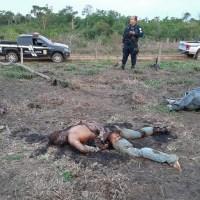 Corpo é encontrado em fazenda na zona rural de Cachoeira da Serra