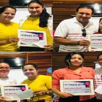 Prefeitura entrega premio para enfermeiras destaques pelo trabalho em Novo Progresso