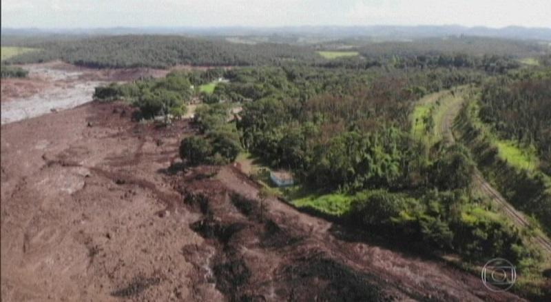 Terra Indígena Ituna-Itatá, no PA, é a mais desmatada da Amazônia, segundo INPE. — Foto: Reprodução / Jornal Nacional
