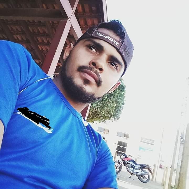 Moisés Victor Gonzaga dos Santos (Foto:WhatsApp)