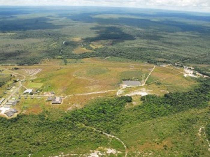 Base de Cachimbo e o Campo de Prova Brigadeiro Velloso,(Foto:FAB)