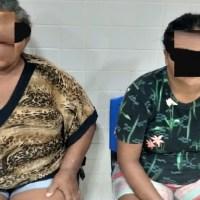 """PM prende duas pessoas envolvidas com tráfico de drogas em Novo Progresso durante Operação """"Hipnus""""."""