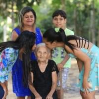 Morre, em Marabá, a mulher mais velha do Pará