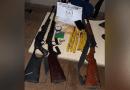 Homem é detido e três armas e várias munições são apreendidas em Jacareacanga