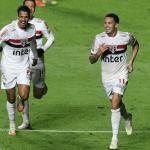 São Paulo empata com o River Plate no Morumbi com dois gols contra