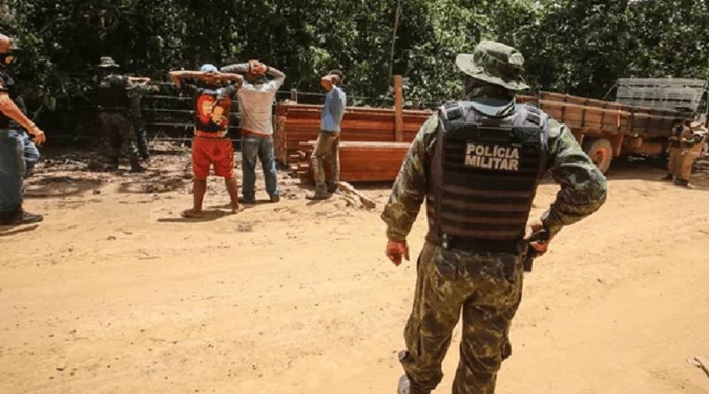 Amazonia garimpo inlegal