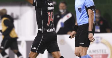 Vasco empata com o Defensa Y Justicia na Argentina