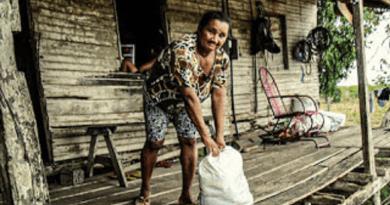 amapa recebem cesta basicas