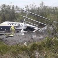 Helicóptero do Ibama cai no Pantanal e piloto do PA morre em MT