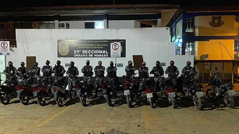 Polícia Militar Pará/Divulgação