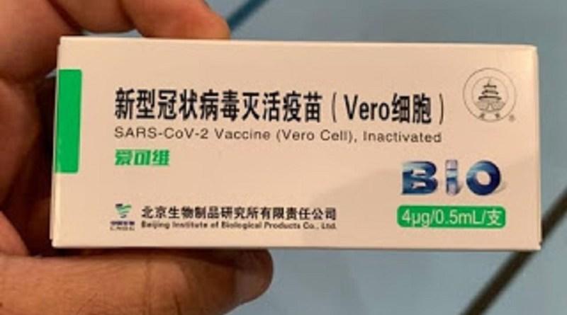 vacina falsa