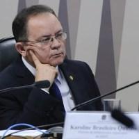MP dá parecer favorável à cassação de mandato do senador paraense Zequinha Marinho (PSC)