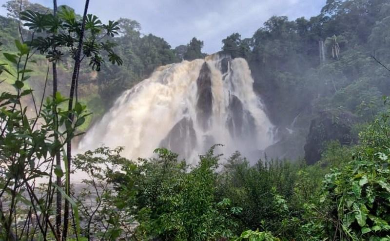 Cachoeira do Curuá (Foto:Reprodução FAcebook)