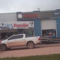 Polícia tem suspeito e investiga roubo de 54 armas entre pistolas e revólveres em loja de Novo Progresso