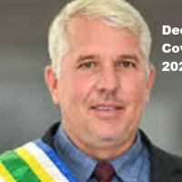 Prefeitura publica novo decreto para o combate à Covid-19