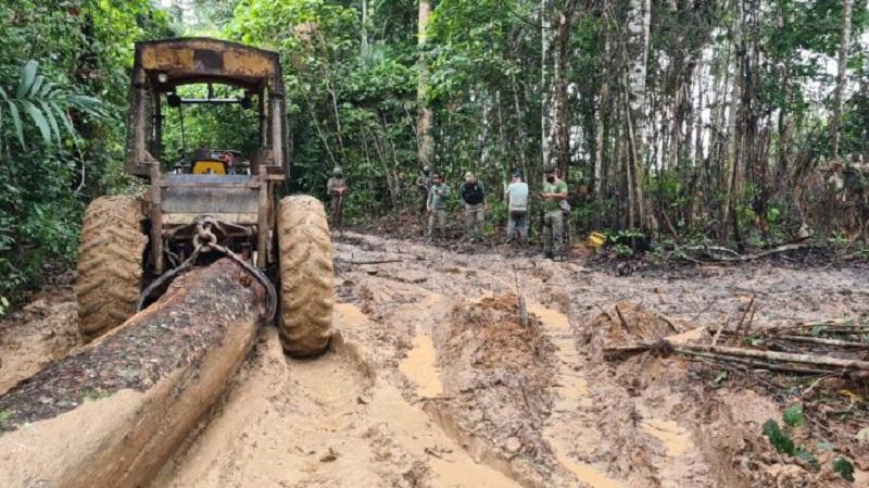 Imagem via Exército Brasileiro/53º Batalhão de Infantaria de Selva.