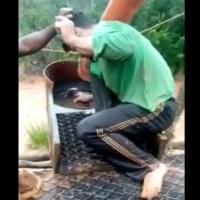Lei de Garimpo -'Quem for pego roubando será punido severamente': Assista ao Vídeo