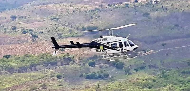 helicoptero ibama