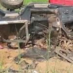 Pai de empresário de Novo Progresso morre em acidente na Br 163 no Mato Grosso