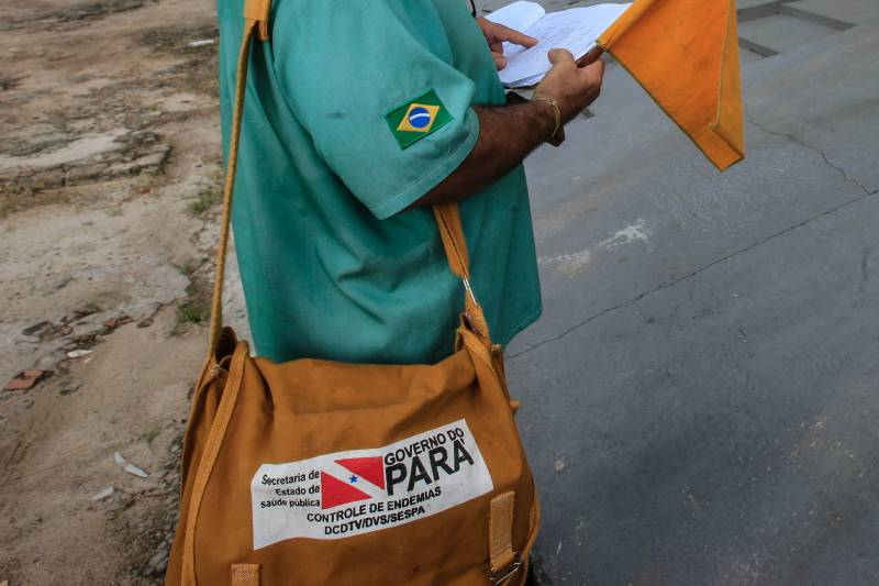 Sespa reforça cuidados e prevenção contra dengue, chikungunya e zika [Foto: Jader Paes / Ag. Pará]