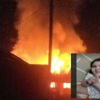 Polícia investiga causas do incêndio que matou menina de 12 anos em Novo Progresso