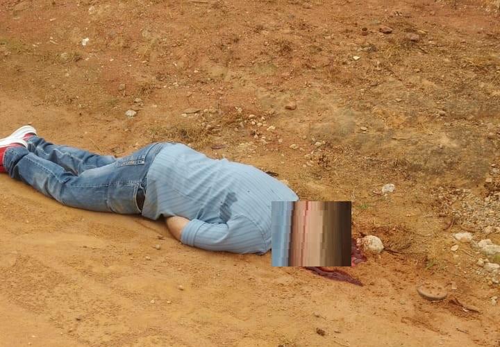 Gilberto de oliveira Couto, foi assassinado na rua (Foto:Via WhatsApp )