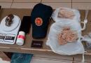 Foragido da Justiça de Manaus é preso por tráfico de drogas em Altamira