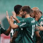 Palmeiras vence no Allianz Parque e elimina o Santos do Campeonato Paulista