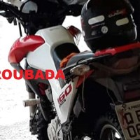 Moto-taxista é rendido ao chegar em casa e tem moto roubada por dupla – Duas motos foram roubadas no fim de semana