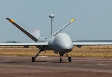 FAB realiza voo de Aeronave Remotamente Pilotada (ARP) via satélite na Serra do Cachimbo, em Novo Progresso (PA)
