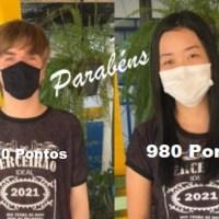 Estudantes de Novo Progresso se destacam na redação do ENEM ao ultrapassar os 900 pontos