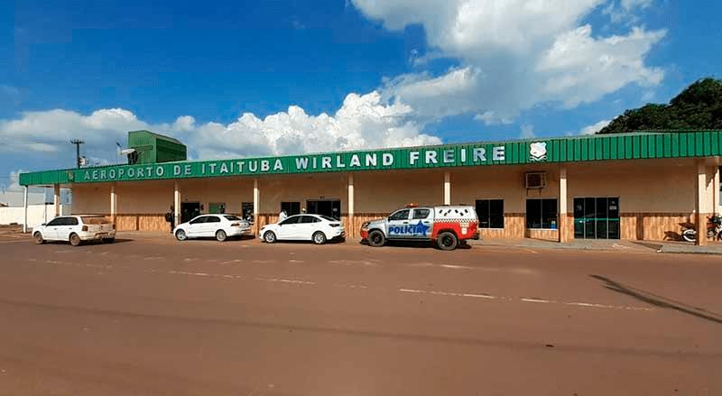 aeroporto itaituba