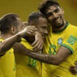 Sem muito brilho, Brasil vence o Peru e segue 100% nas Eliminatórias