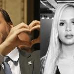 Carlos Bolsonaro vai se casar com gaúcha de 25 anos, filha de produtores rurais, e surpreende as ex