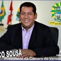 Presidente da Câmara Chico Souza gasta R$ 43 mil em evento para vereadores