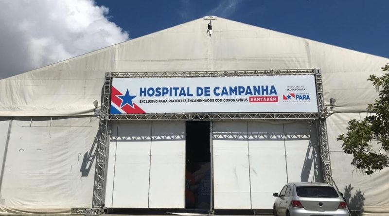 hospital de campanha santarem