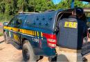 Em Belterra, PRF captura homem com mandado de prisão por tráfico de droga