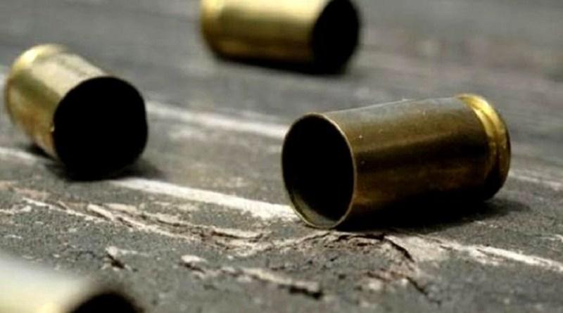 balas tiros